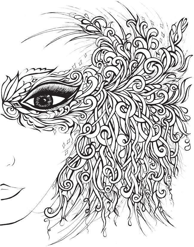 Adult Coloring Books Free