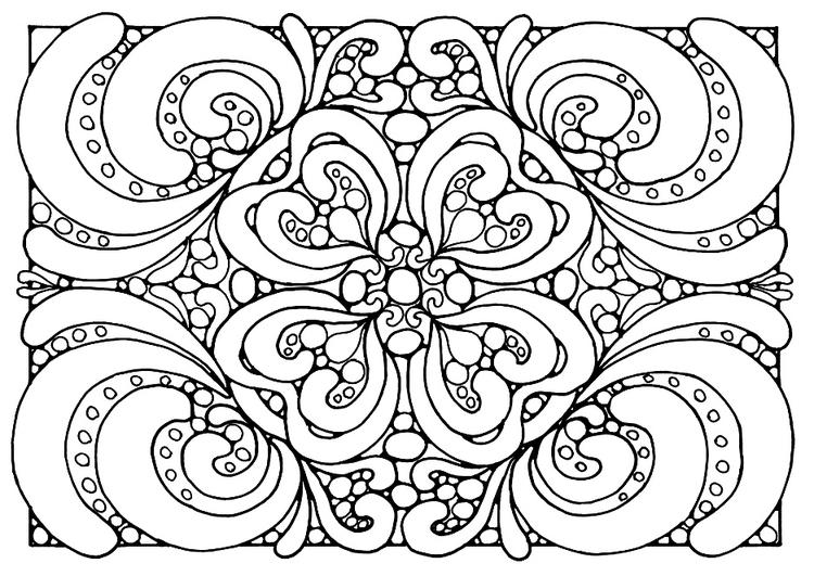 Adult Coloring Pages To Print