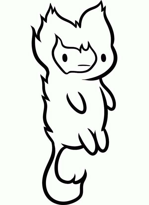 Adventure Time Coloring Pages Flambo