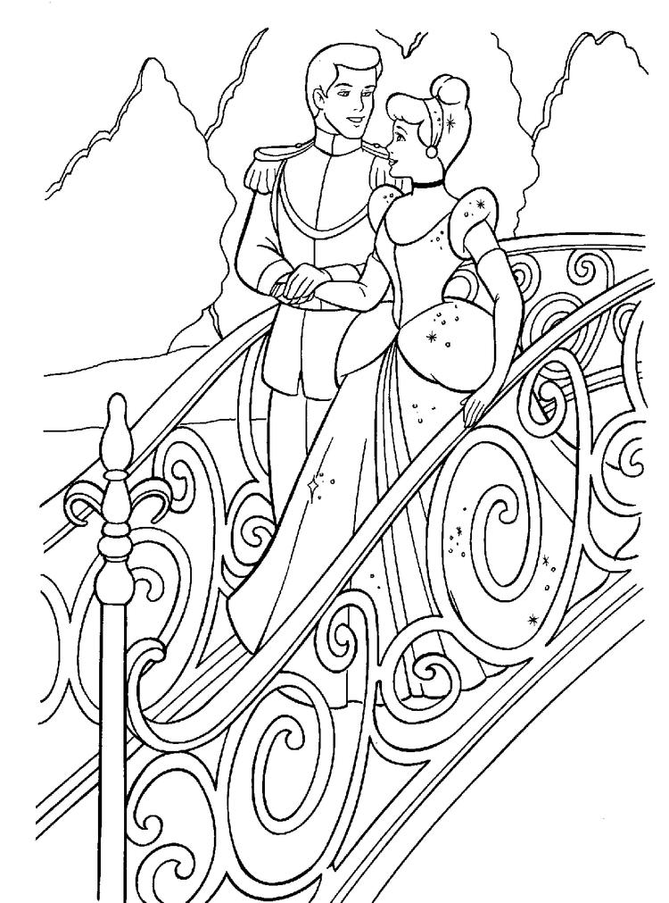 All Disney Princess Coloring Pages To Print Out