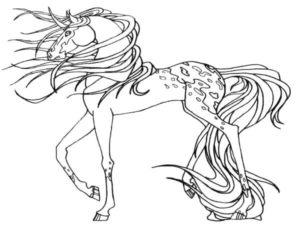 Appalooshorse Deviantart Coloring Pages