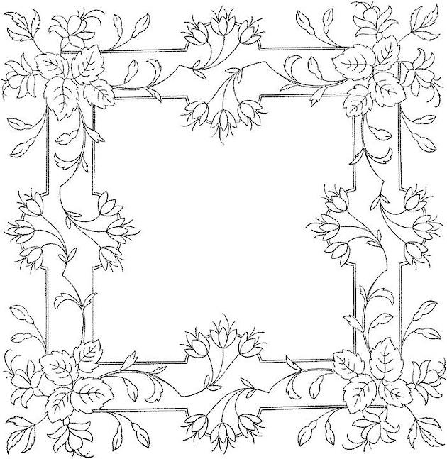 Awesome Adult Flower Coloring Pages Printable
