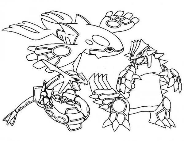 Awesome Evolution Of Pokemon Coloring Pages