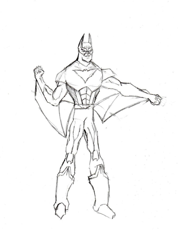 Batman Beyond Coloring Pages For Boys