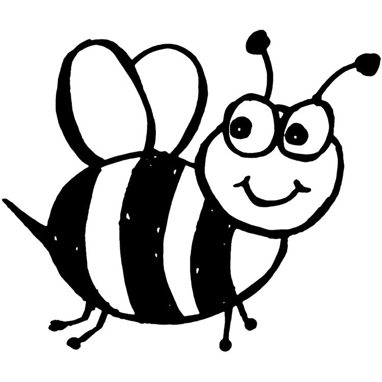 Bee Coloring Pages Printable