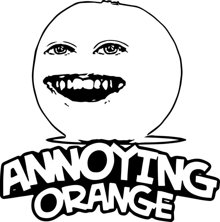 Best Annoying Orange Coloring Sheets 1