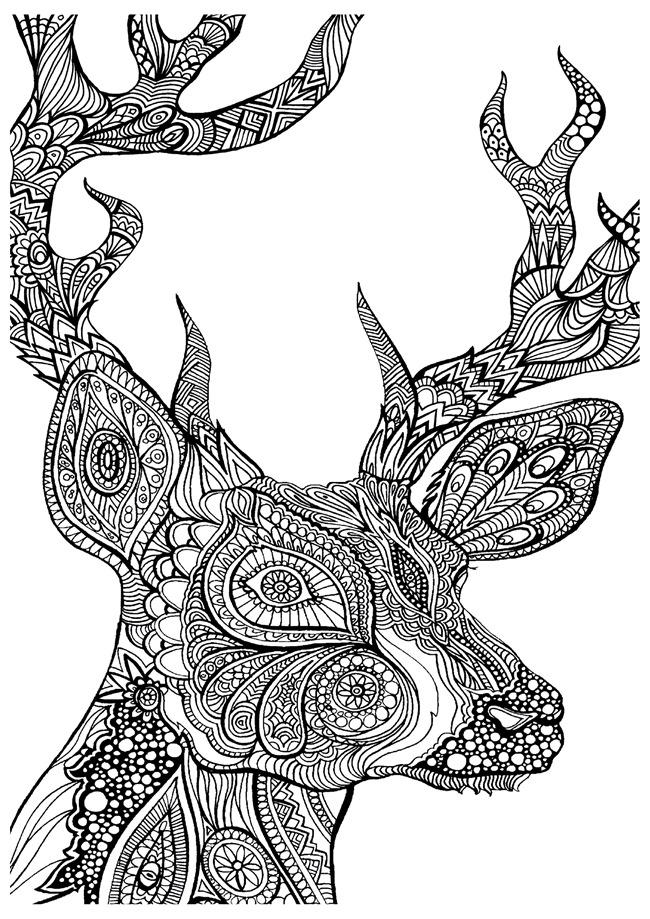 Best Free Printable Adult Coloring Pages 3