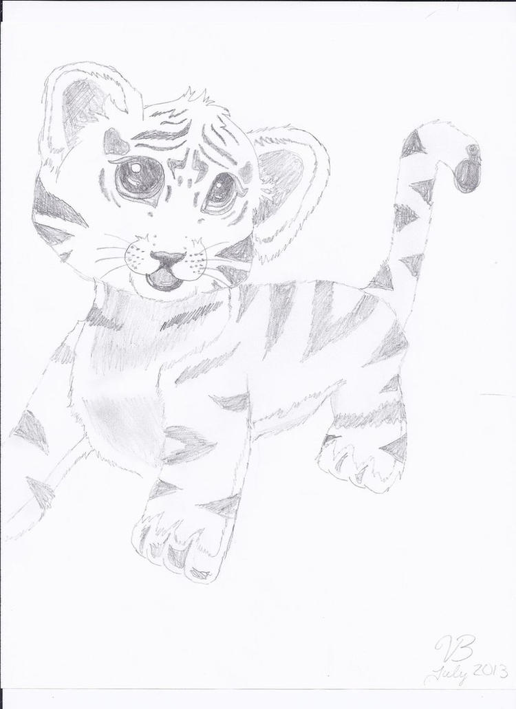 Best Lisa Frank Tiger Coloring Pages