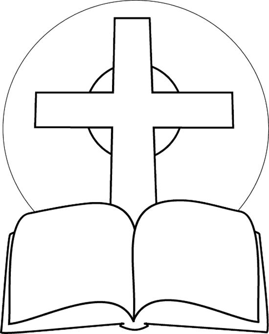 Bible Coloring Pages Christian