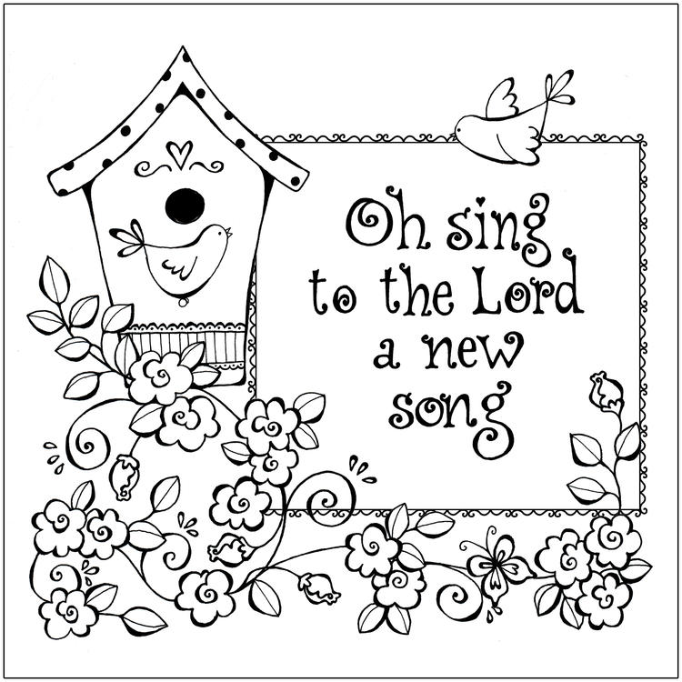Bible Coloring Pages To Print