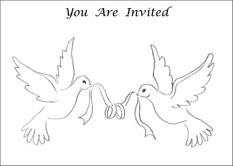 Birds Ring Coloring Pages
