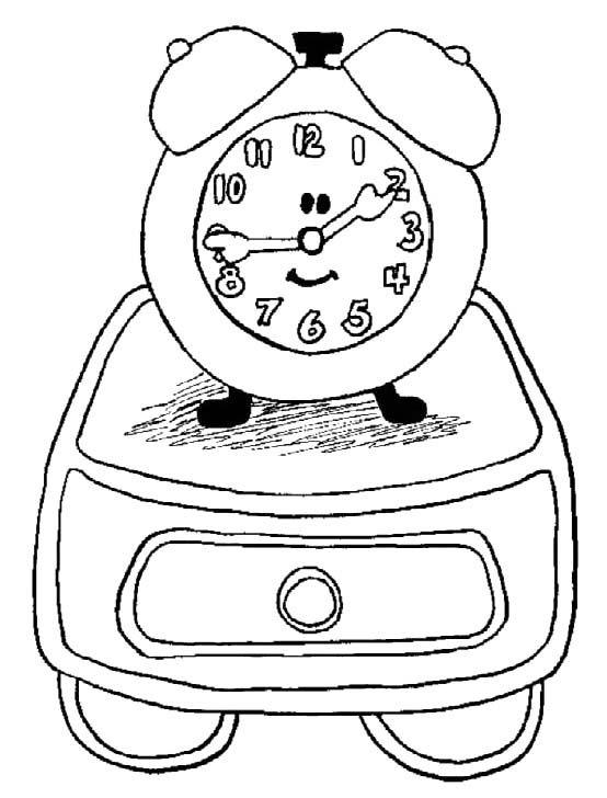 Blues Clues Coloring Pages Tickety Tock