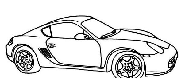 Bmw Racing Car Coloring Pages