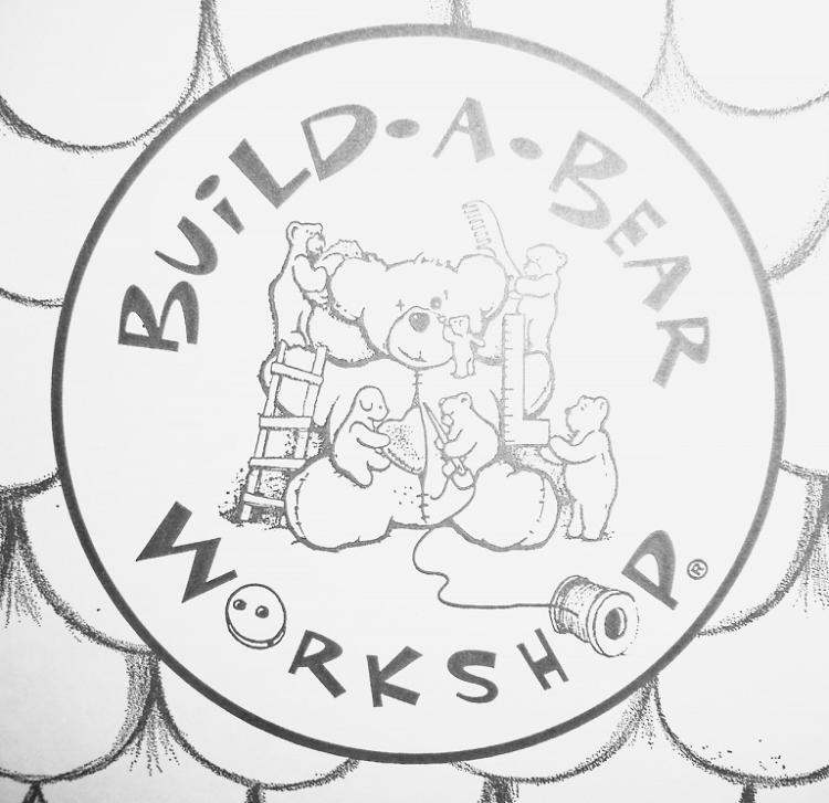 Build A Bear Coloring Pages To Print