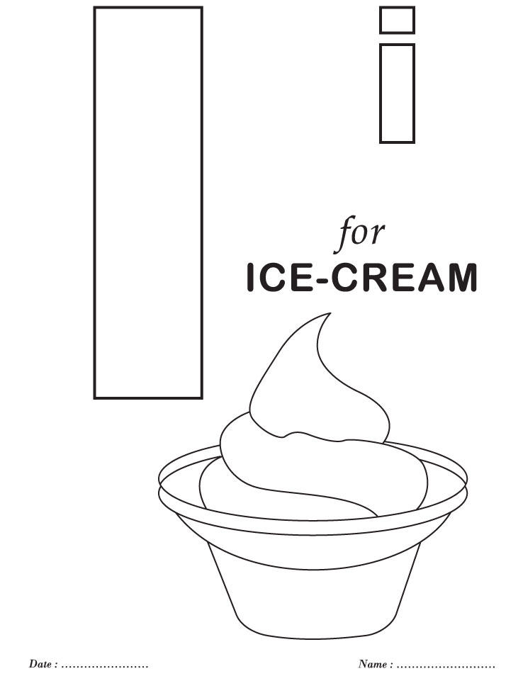 Cool Free Printable Abc Coloring Pages