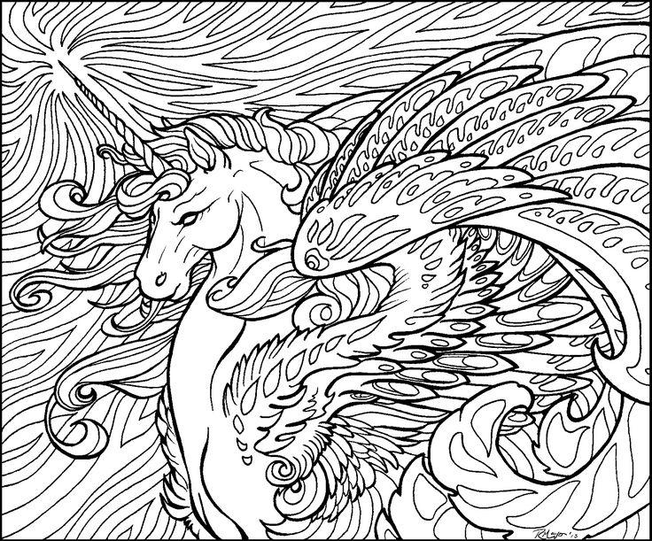 Cool Hard Coloring Pages For Adults