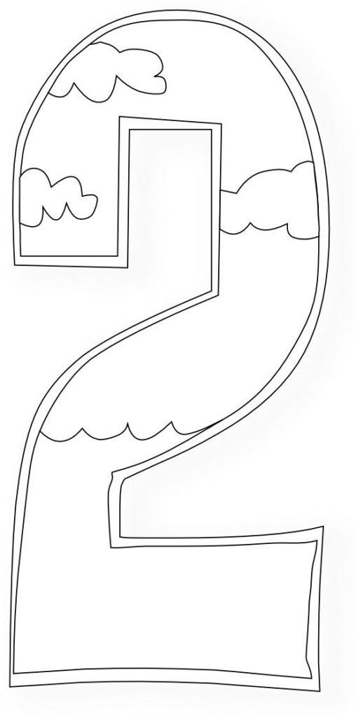 Creation Coloring Pages Day 2