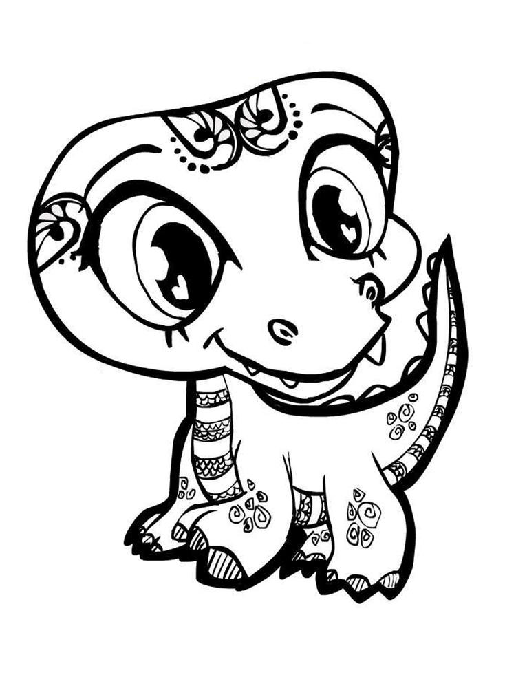 Cute Coloring Pages For Teenagers