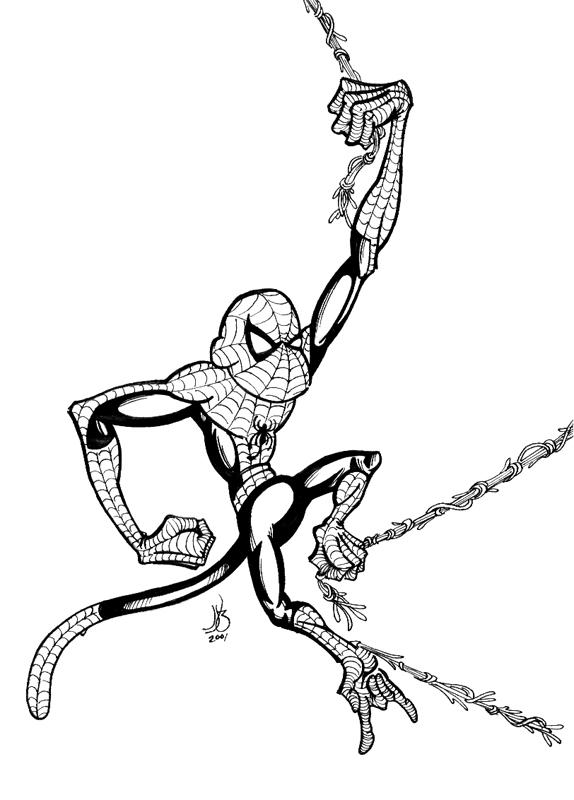 Cute Marvel Zombies Coloring Pages