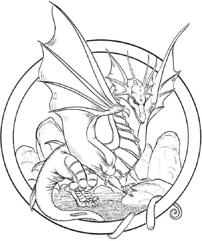 Dragon Ball Z Coloring Pages Dragon Age