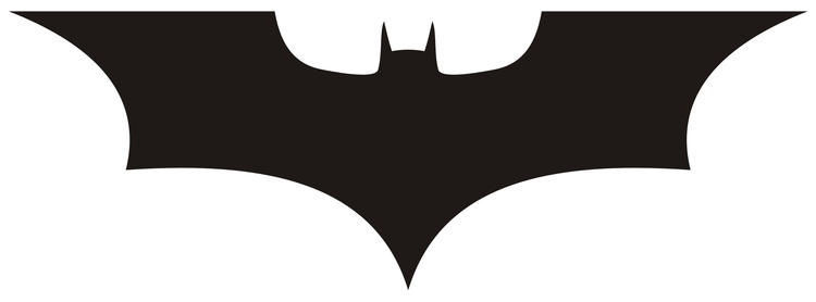 Fans Batman Logo Coloring Page