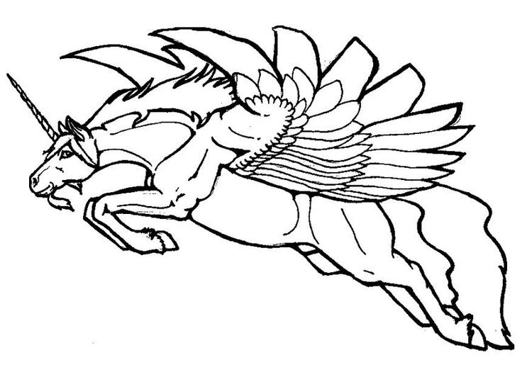 Fats Flying Dragon Coloring Pages