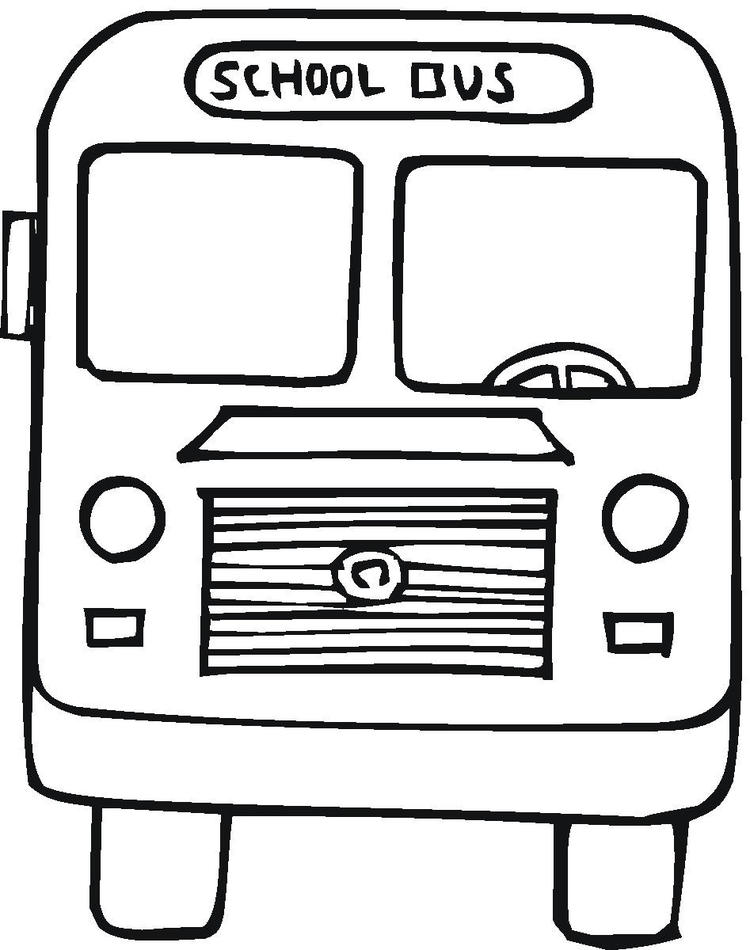 Free Back To School Coloring Pages 2