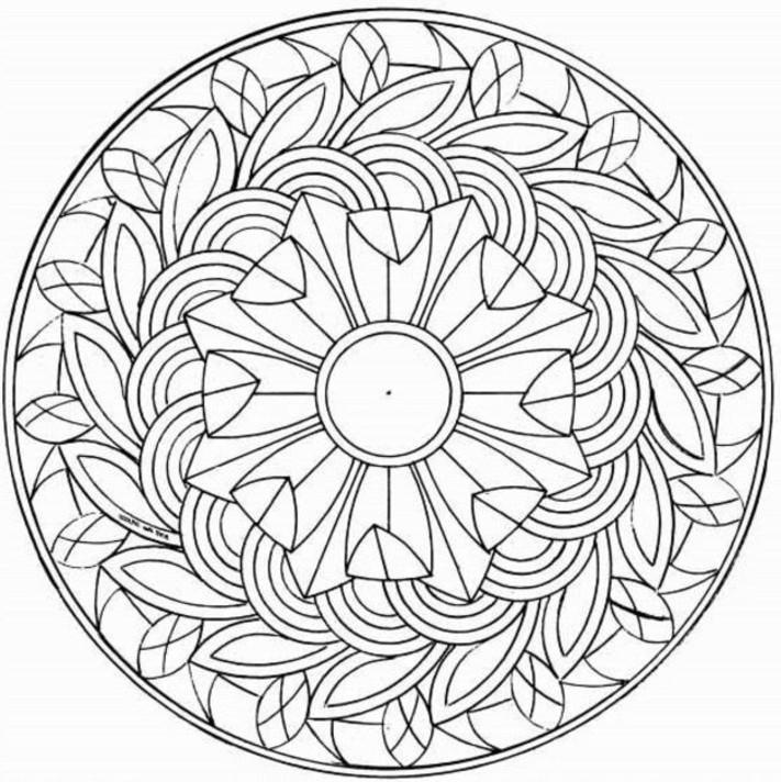 Free Coloring Pages Of Hearts For Teenagers Difficult 1 ...