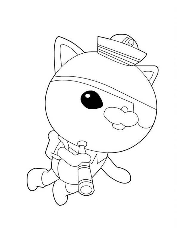 Free Octonauts Coloring Pages For Kids