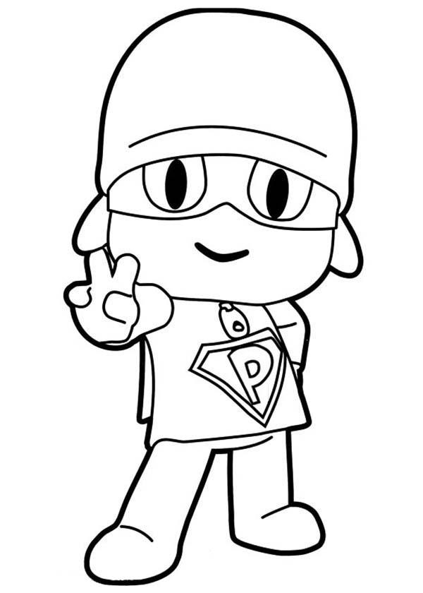 Free Peace Sign Coloring Pages For Kids