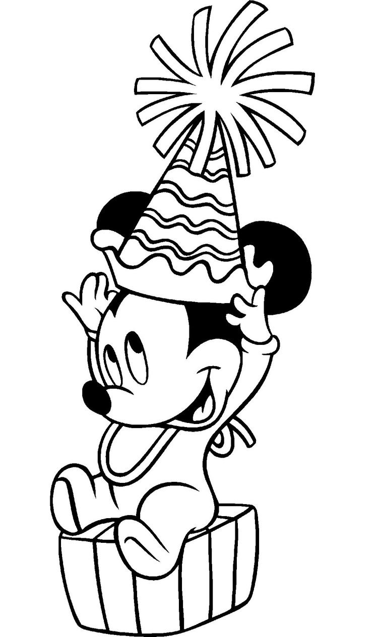Free Printable Mickey Mouse Coloring Pages For Kids 5
