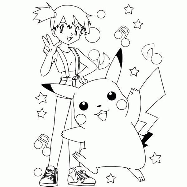 graphic regarding Printable Pikachu named Absolutely free Printable Pikachu Coloring Web pages For Small children - Coloring Recommendations
