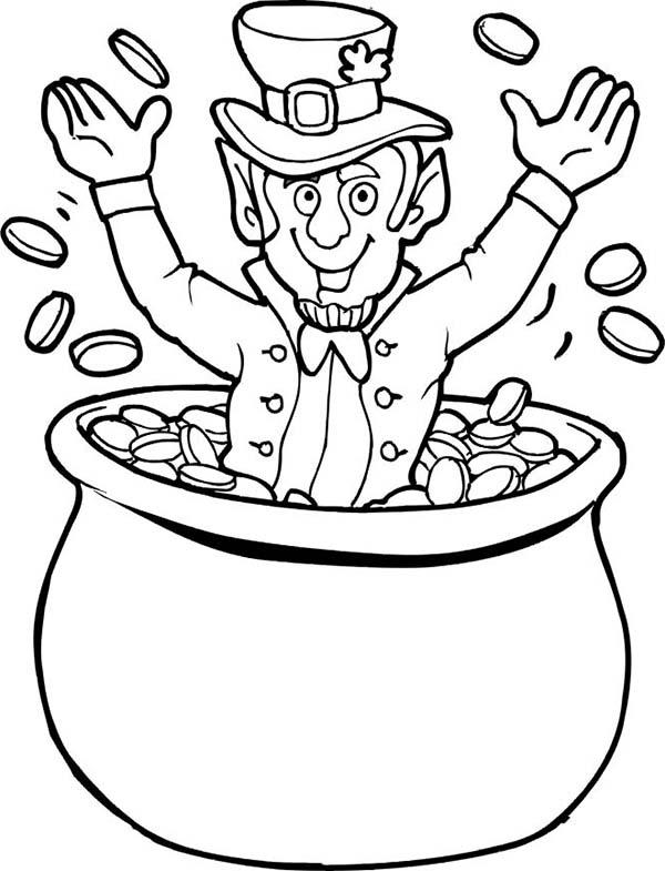 Free St Patricks Day Coloring Pages To Print