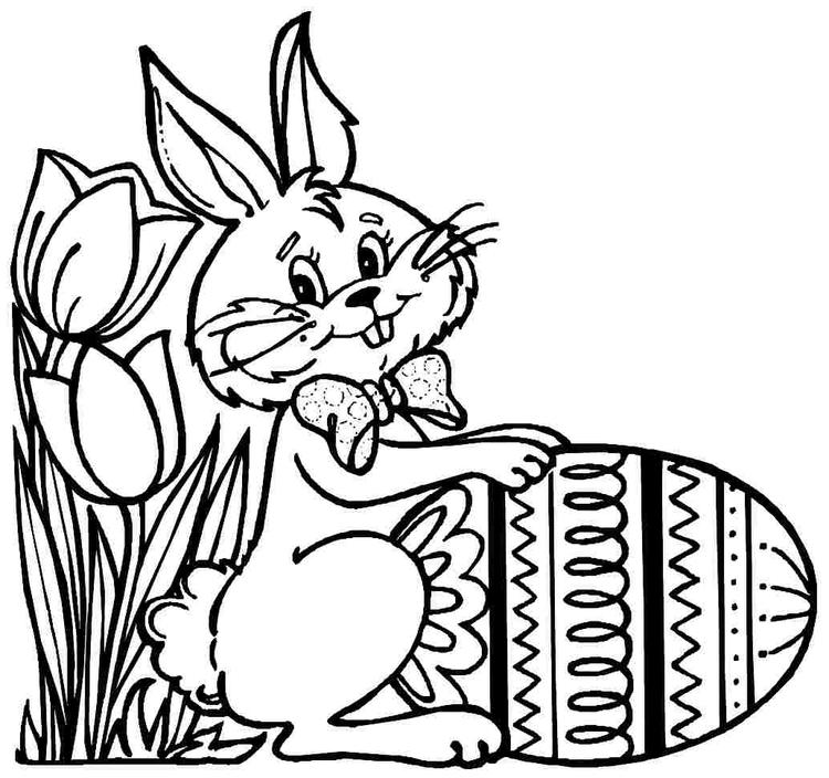 Free Toddler Animal Coloring Pages 2
