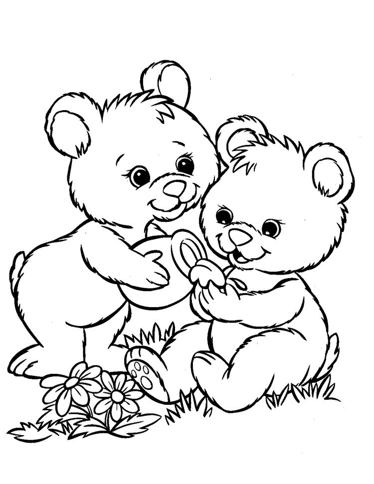 Funny Lisa Frank Dog Coloring Pages