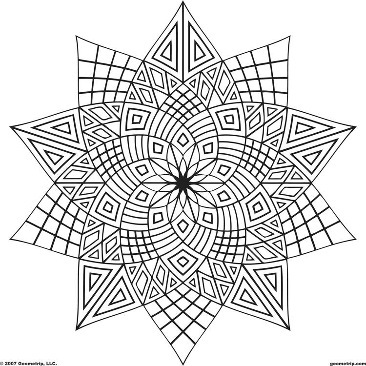 Great Coloring Pages For Teenagers