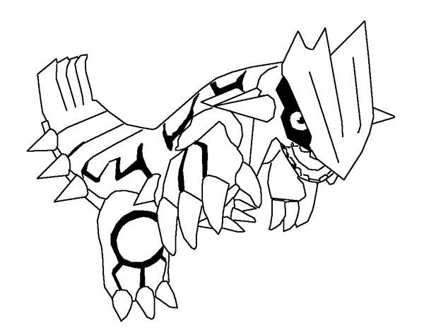 Great Pokemon Evolution Coloring Pages
