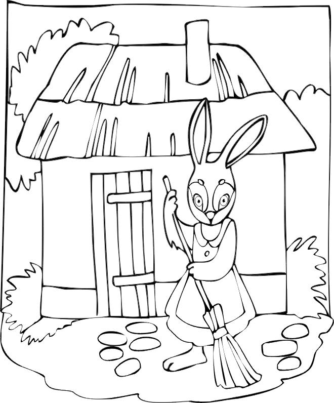 Great Preschool Coloring Pages Spring
