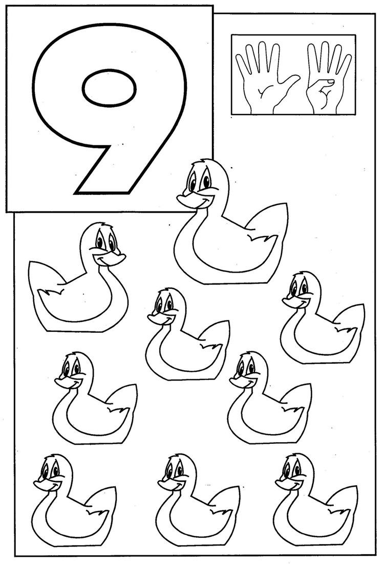 Great Toddler Coloring Pages