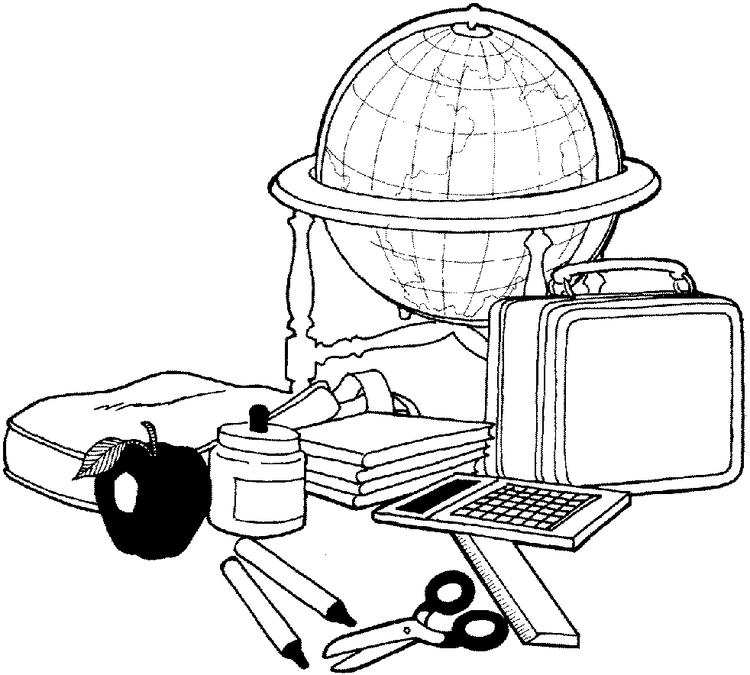 Great Welcome Back To School Coloring Pages