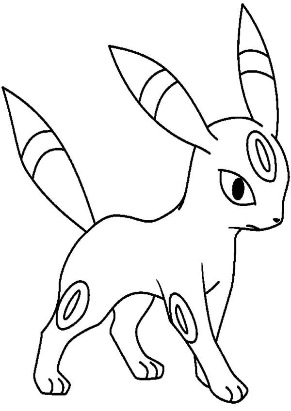 Guardian Pokemon Coloring Pages