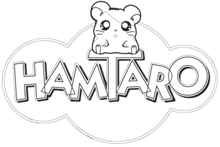 Hamtaro Coloring Pages For Children