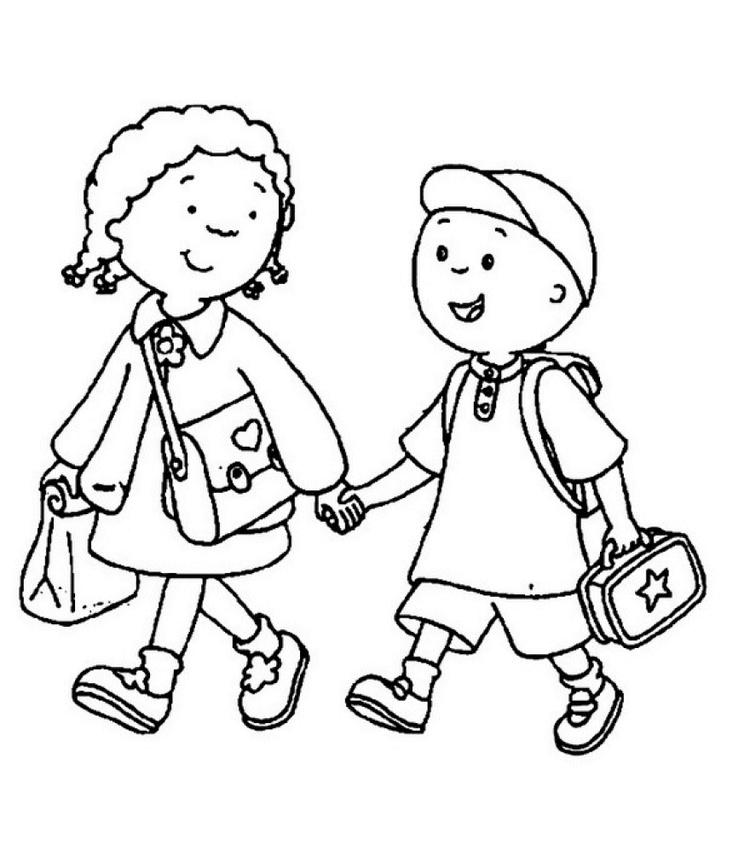 Happy Back To School Coloring Pages For Preschool 1
