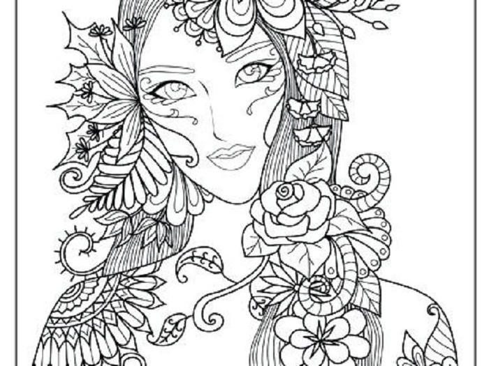 Hard People Coloring Pages