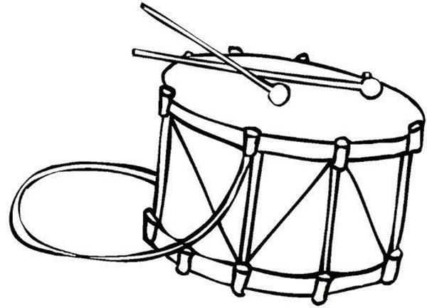 How To Draw Musical Instruments Coloring Pages