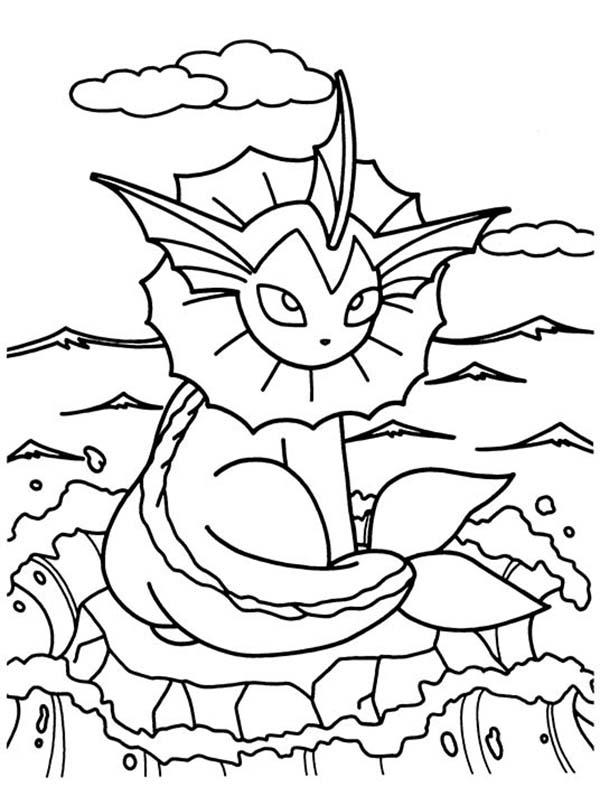 How To Draw Pokemon Coloring Pages