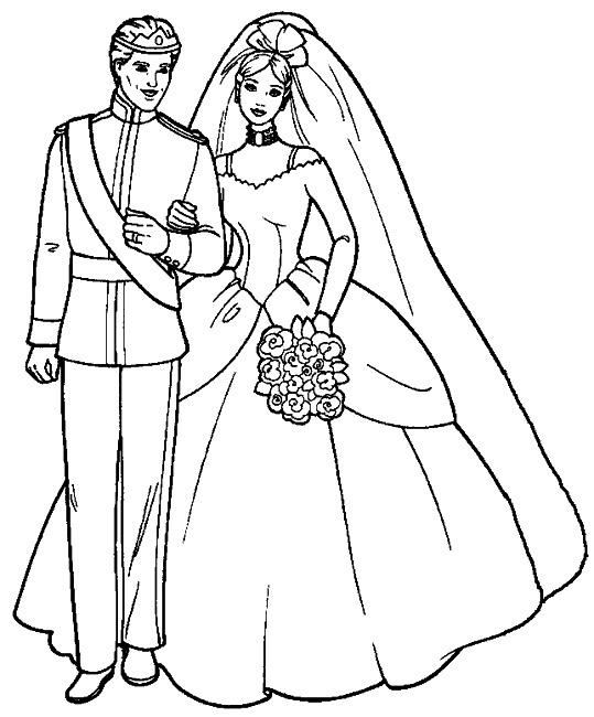 Jasmine Dress Coloring Pages For Girls