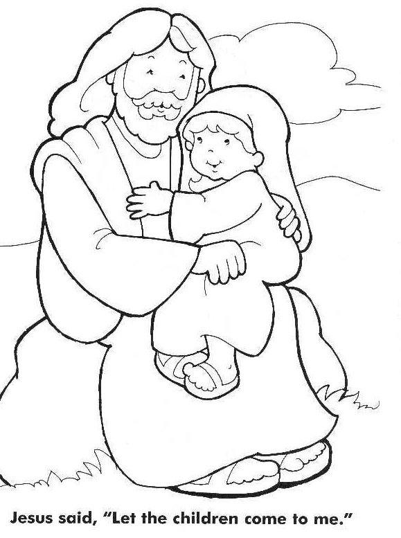 Jesus Coloring Pages Quotes