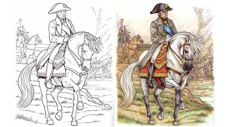John Green Horse Coloring Pages
