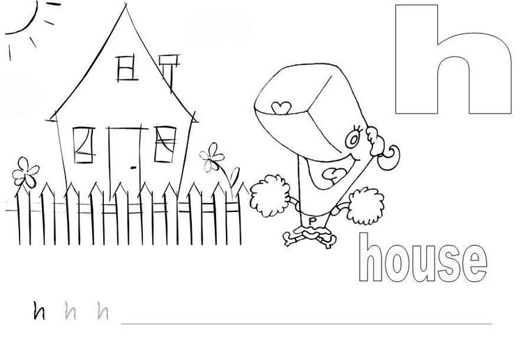 Kids Alphabet Coloring Pages Printable